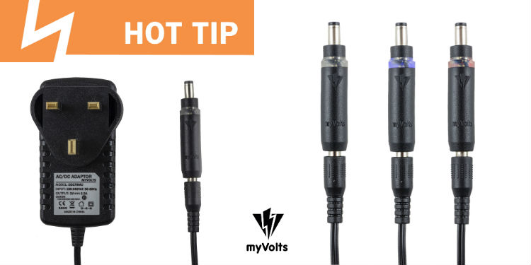 myVolts Hot Tip